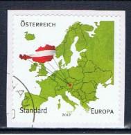 A Österreich 2012 Mi 3006 Österreich In Europa - 1945-.... 2nd Republic