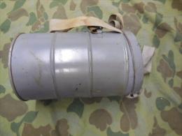 BELGE / BELGIQUE / WW2 / MASQUE A GAZ ENGLEBERT LIEGE / PETIT MODELE / ENFANT ? - Equipment