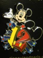 Pin´s MICKEY 2012 - Neuf - Pin Trading - OE - DISNEY - Disney