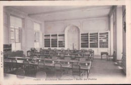 PARIS Archives Nationales Salle Du Public - Arrondissement: 19