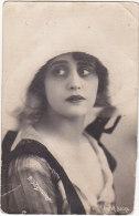 04186 Vera Kholodnaya Russian  Silent Cinema Actress - Attori