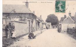 22041 FRESNE LEGUILLON. Route De Fresneaux. Ed Karr Tabacs, épicerie. L'H Paris Velo