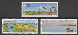 NAMIBIA, 2003, Cuvelai Drainage System, MNH - Vogels