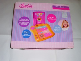 Barbie - HELLO  BOOK - Barbie
