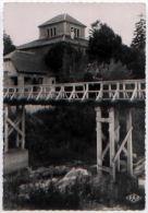 CARTE POSTALE BOURG-MADAME PONT INTERNATIONAL  66 PYRENEES ORIENTALES  ED. PAGES N0 20 - Autres Communes