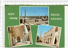 ARABIE SAOUDITE  -   JEDDAH - Gilf From Saudi Arabia  -  3 Vues : - Arabie Saoudite