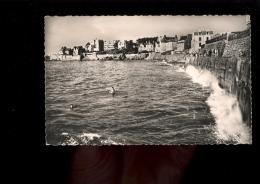 PARAME Ille Et Vilaine 35 : La Pointe De Rochebonne  1954 Posté De Saint Servan - Autres Communes