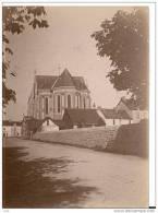 44    HERBIGNAC      PHOTO   AVANT    1899     HERBIGNAC      L  EGLISE - Herbignac