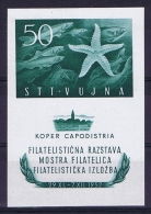 Italy  Trieste Zona B Sa Block 3 Mi 84MNH/** - Ungebraucht