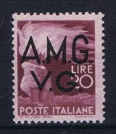 Italy  AMG VG Sa 18 / Mi 18, MH/* - 7. Triest