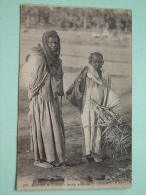 Scenes Et Types JEUNES NOMADES ( 1191 ) - Anno 19?? ( Zie/voir Foto Voor Details ) !! - Cartes Postales
