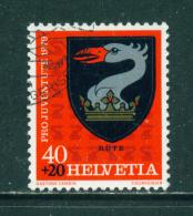 SWITZERLAND - 1979  Pro Juventute  40+20c  Used As Scan - Pro Juventute