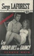 """FLEUVE NOIR ESPIONNAGE  - N° 1078  """" LES PARAPLUIES DE GAUNCE """" - SERGE LAFOREST - Fleuve Noir"""