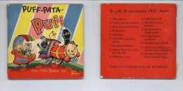 Carlsen Pixi No.10 Puff Pata Puff - Auflage 1955? Z 2 - 2 Risse - Pixi