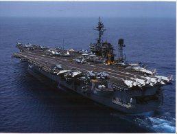 (401) USA - USS Constellation Aircraft Carrier - Porte Avions - Warships