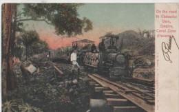 TRANSPORT FERROVIERE - Panama