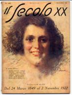 1924 Italian Magazine  Interesting Photos Of TRIPOLI Tarabulus  Tripolitania Libya Jamahiriyya - Ante 1900