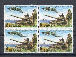 España 1980. Edifil 2572 X 4 ** MNH - 1971-80 Nuovi