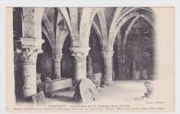 PROVINS - INTERIEUR DE LA GRANGE AUX DIMES - Provins