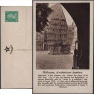 "Allemagne 1927. Carte Postale TSC, Série Touristique ""Esperanto"". Kufstein, Vue D´un ""Weinstube"" - Esperanto"