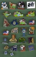 OM *** Lot De 25 Pin's Differents *** (300) - Football