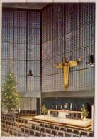 Kaiser - Wilhelm - Gedächtnis - Kirche , Berlin - Kirchen U. Kathedralen