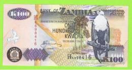 ZAMBIA -  100  Kwacha  2005 SC  P-38 - Zambia