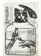 CPM      FESTIVAL INTERNATIONAL CARTE POSTALE AVANT GARDE    CRACKER JACK KID      MAIL EARLY USE CODE - Illustratori & Fotografie
