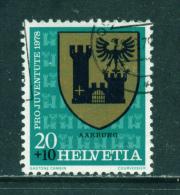 SWITZERLAND - 1978  Pro Juventute  20+10c  Used As Scan - Pro Juventute