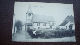 CRAINHEM - L'église Et La Chemise Du Photographe - Kraainem