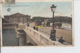 PARIS     Le Pont  De La Concorde - Bridges