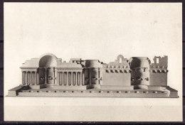 Italia 1937-Cartolina -Mostra Augustea Della Romanità-Plastico Ninfeo Side-Non Viaggiata - Ancient World