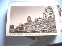 Azië Asia Cambodja Cambodia Ruines D' Angkor - Cambodja