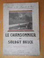 BELGE - BELGIQUE - CHANSONNIER SOLDAT BELGE - FORT DE LONCIN LIEGE - 1914-18