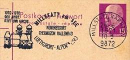 STIFT MILLSTATT AM SEE Österreich 1971 Auf DDR P78 A Antwort-Postkarte - Klöster