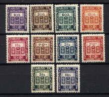 INDE - N° T19/28* -  TAXE - India (1892-1954)