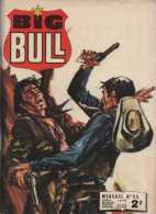 BIG BULL N° 33 BE IMPERIA 07-1975 - Petit Format