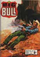 BIG BULL N° 45 BE IMPERIA 08-1976 - Petit Format