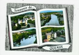 QUEAUX - Souvenir De - France