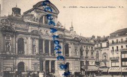 49 - ANGERS - PLACE DU RALLIEMENT ET GRAND THEATRE - Angers