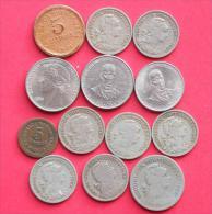 PORTUGAL        13 COINS   -    (Nº04182) - Monedas & Billetes