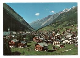 CP, SUISSE, VS, Zermatt 1616 M, Dom 4545 M, Taschhorn 4490 M, Vierge - VS Wallis