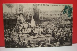 CARNAVAL DE NICE  -1913 - Carnaval