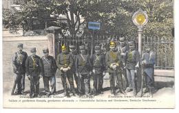 FRONTIERE FRANCO-ALLEMANDE - France