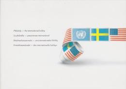 PHILATELY THE INTERNATIONAL HOBY (1ER PLANCHE Légérement Piquée) - Autres - Europe