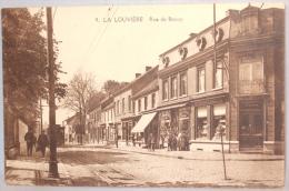La Louvière. Rue De Bouvy. - La Louviere