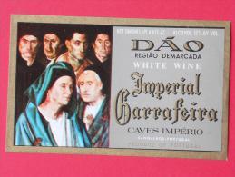 DÃO - IMPERIAL GARRAFEIRA - CAVES IMPERIO   -    (Nº04229) - Etiquettes