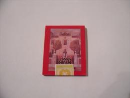 SCATOLA DI FIAMMIFERI DA COLLEZIONE  MINERVA CARABINIERI COPERTINA CALENDARIO 1989 - Scatole Di Fiammiferi