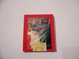 SCATOLA DI FIAMMIFERI DA COLLEZIONE  MINERVA CARABINIERI COPERTINA CALENDARIO 1994 - Scatole Di Fiammiferi