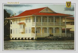 1 AK * Panama * Tourismusbüro In Der Stadt Bocas Del Toro - Diese Liegt Auf Der Insel Colón - Panama